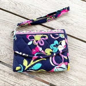 Vera Bradley Super Smart Wristlet Wallet